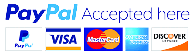 Image result for credit cards and paypal accepted